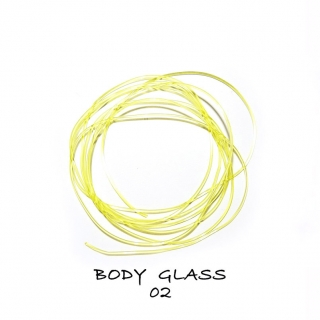 Tommi-fly Body Glass Yellow