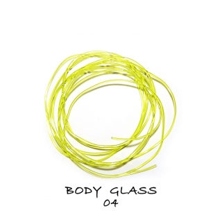 Tommi-fly Body Glass Light Green