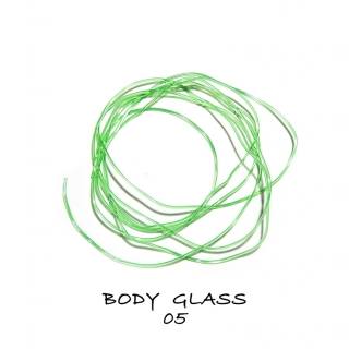 Tommi-fly Body Glass Green