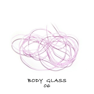 Tommi-fly Body Glass Pink