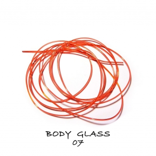Tommi-fly Body Glass Red