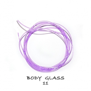 Tommi-fly Body Glass Light Purple