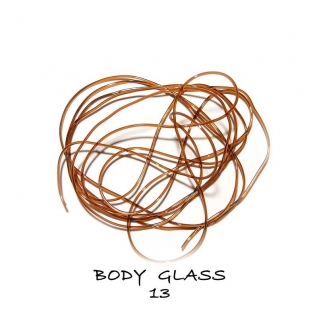 Tommi-fly Body Glass Brown