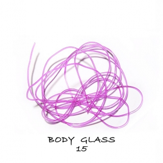 Tommi-fly Body Glass Dark Pink