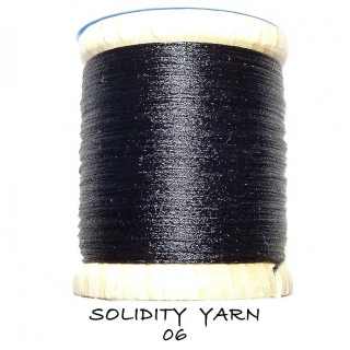 Solidity Yarn Black