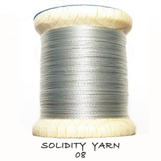 Solidity Yarn Grey