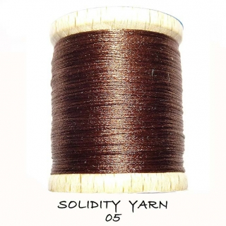 Solidity Yarn Brown