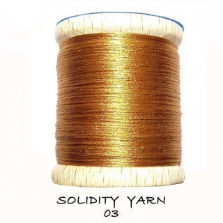 Solidity Yarn Rust