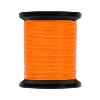 Uni Floss Neon Hot Orange