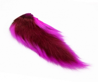 Jelení ocas Bucktail Whole Large Fluo Pink
