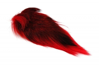 Jelení ocas Bucktail Whole Large Red