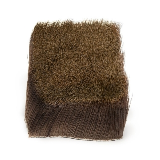 Deer Hair Winter Dark Brown