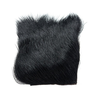 Deer Hair Winter Black