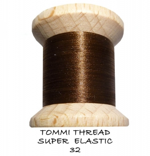Tommi-fly Super Elastic Thread 32