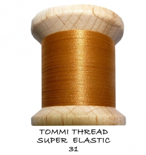 Tommi-fly Super Elastic Thread 31