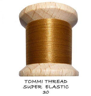 Tommi-fly Super Elastic Thread 30