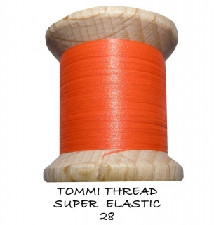 Tommi-fly Super Elastic Thread 28