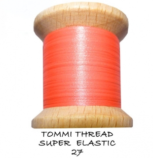 Tommi-fly Super Elastic Thread 27
