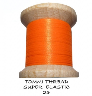 Tommi-fly Super Elastic Thread 26