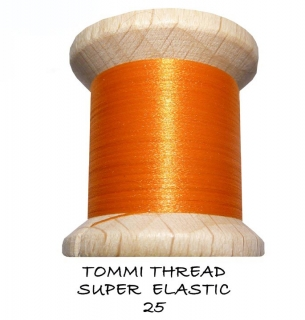 Tommi-fly Super Elastic Thread 25