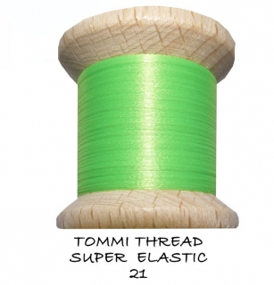 Tommi-fly Super Elastic Thread 21