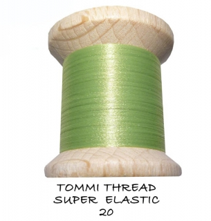Tommi-fly Super Elastic Thread 20