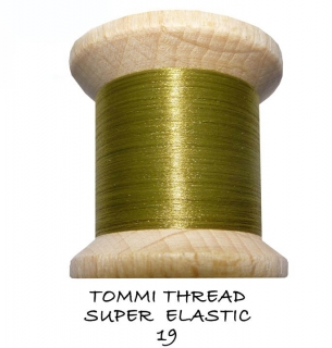 Tommi-fly Super Elastic Thread 19