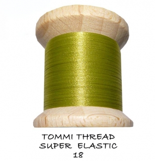 Tommi-fly Super Elastic Thread 18