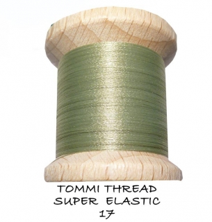 Tommi-fly Super Elastic Thread 17