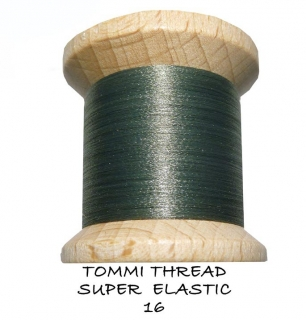Tommi-fly Super Elastic Thread 16
