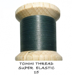 Tommi-fly Super Elastic Thread 15