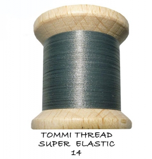 Tommi-fly Super Elastic Thread 14