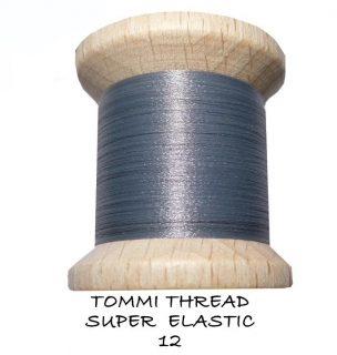 Tommi-fly Super Elastic Thread 12