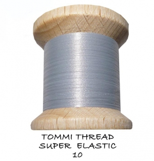 Tommi-fly Super Elastic Thread 10