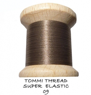 Tommi-fly Super Elastic Thread 09