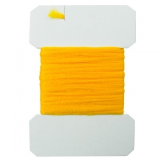 Wapsi Polypropylene Floating Yarn Golden Yellow