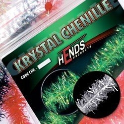 Hends Krystal Chenille Grey