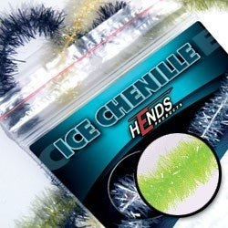 Hends Ice Chenille Chartreuse