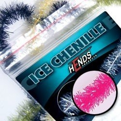 Hends Ice Chenille Fluo Pink