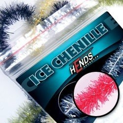 Hends Ice Chenille Red