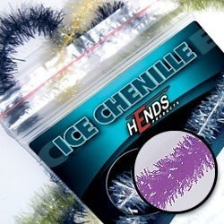 Hends Ice Chenille Violet/Red