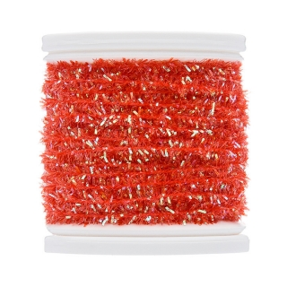Hends Microchenille Cactus 1mm Orange Red Pearl