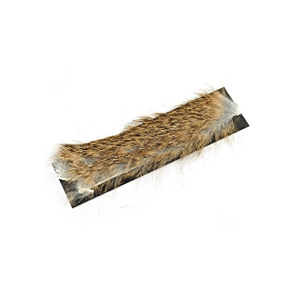 Zonker Strips Rabbit 2mm Hare Natural