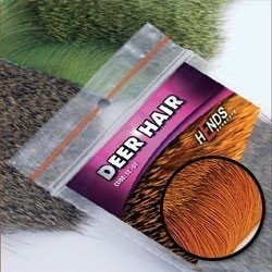 Hends Deer Hair Fluo Orange
