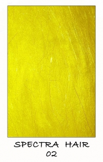 Spectra hair Cheese Yellow