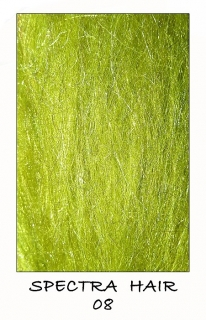 Spectra hair Light Green