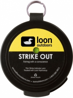 Loon Strike Out Indicator Yarn